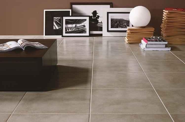 Peças em cerâmica são altamente resistentes, com possibilidade de aplicação em todos os cômodos da casa - GZT/Divulgação