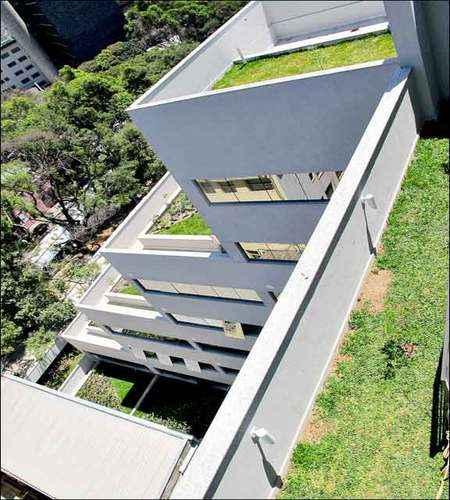 No Edifício Marly Viana, da EPO Engenharia, no Santa Efigênia, em Belo Horizonte, a construtora optou por utilizar recursos sustentáveis do