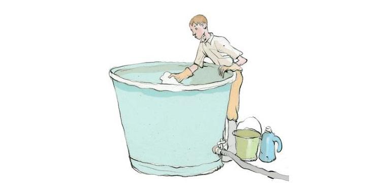 Caixas de gordura e caixas d'água precisam ser limpas e higienizadas semestralmente