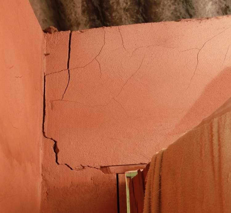 Chuvas aumentam as chances de problemas estruturais nos imóveis