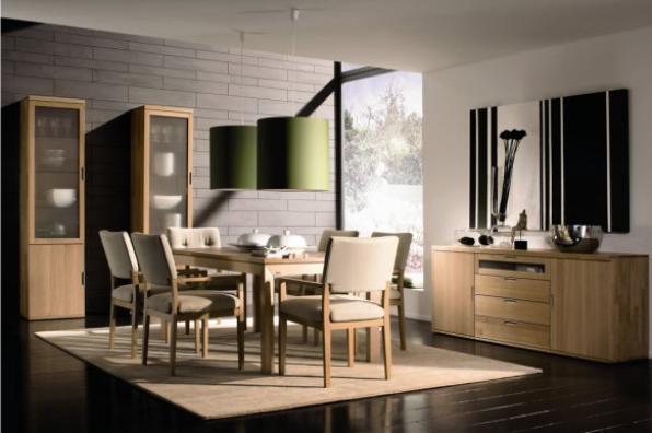 Móveis têm linhas mais modernas do que tradicionais, sugerindo jovialidade e estilo bem contemporâneo