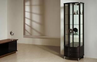 Sinal de luxo e nobreza em tempos passados, cristaleiras chegam à decoração moderna com novas aplicações