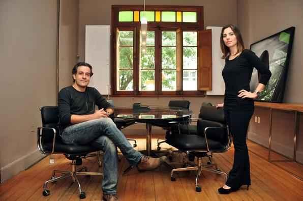 O empresário Fernando Maciel, cliente da arquiteta Ana Bahia