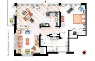 Este é o imóvel onde mora Dexter Morgan, da série 'Dexter'