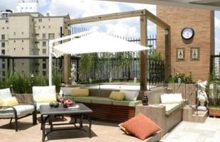 Luxo nas alturas - Área de lazer na cobertura é a nova aposta das construtoras para conquistar os consumidores