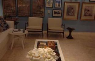 Integração e criatividade fazem parte da decoração do pequeno apartamento que conquista cada vez mais adeptos. Na foto, Loft da Decoradora, espaço de autoria de Denise Vilela na Casa Cor MG 2011