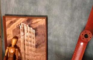 Incorporação de lousas em decorações residenciais e comerciais tem ganhado cada vez mais espaço por causa de projetos que valorizam lados lúdicos e práticos dos moradores. Na foto, projeto dos arquitetos Cristiano Sá Motta e Ricardo Gruner