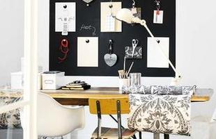 Incorporação de lousas em decorações residenciais e comerciais tem ganhado cada vez mais espaço por causa de projetos que valorizam lados lúdicos e práticos dos moradores