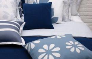 A Trousseau desenvolveu quatro famílias de enxovais casuais, para casais jovens, bem como pessoas que pretendem montar segunda residência e querem roupa de cama de qualidade