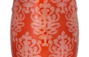 Feira de alta decoração revela produtos de requinte em São Paulo. Pequenas inovações, mas em quantidade, injetam novo ânimo no universo da decoração brasileira. A 16ª edição da Abimad encheu os olhos dos visitantes. Na foto, produto da 6F