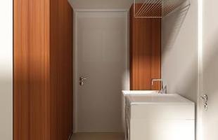 Com apartamentos compactos, tendência do mercado é apostar em soluções criativas para otimizar qualquer ambiente da casa. Mas modelos retráteis, dobráveis, de empilhar ou de encaixe também ajudam a compor com eficiência locais maiores. Na área de serviço, é possível aproveitar totalmente o espaço com móveis sob medida
