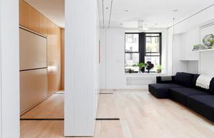 Com apartamentos compactos, tendência do mercado é apostar em soluções criativas para otimizar qualquer ambiente da casa. Mas modelos retráteis, dobráveis, de empilhar ou de encaixe também ajudam a compor com eficiência locais maiores