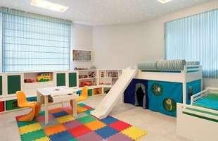 Quartos lúdicos ajudam crianças a superar medos. Móveis divertidos e interativos são bons aliados da decoração para levar aos pequenos uma sensação de segurança e bem-estar dentro do quarto