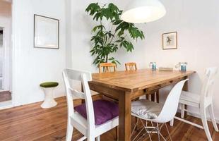 O apartamento de dois quartos no qual Angela Merkel morou em Berlim Oriental quatro anos até a queda do Muro em 1989 está sendo alugado por 55 euros por noite através do site Airbnb