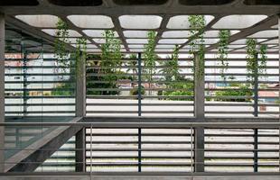 A arquitetura brasileira marca presença em exposição no museu de Frankfurt. Trabalhos de jovens profissionais brasileiros podem ser vistos na cidade alemã até 2014. Na foto, prédio do CREA-PB, em Campina Grande, projeto do Studio Paralelo
