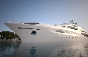Arquiteta de renome internacional, Zaha Hadid acaba de projetar um iate de luxo que revoluciona o design naval. A profissional colaborou com os estaleiros Blohm Voss e apresenta protótipo de embarcação com desenho orgânico suntuoso e impressionante