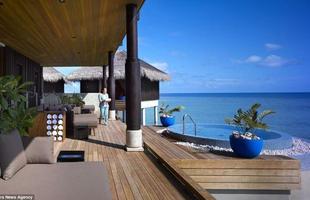 Quer ter seu próprio paraíso tropical por sete dias? Com alguns milhares no bolso, você pode aproveitar este refúgio de luxo nas Maldivas com total privacidade. A ilha no Oceano Índico está sendo alugada por R$ 500 mil por semana