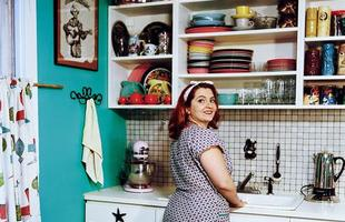 Comunidade nos EUA vive como se estivesse em 1950. Das roupas, carros até a decoração das casas, tudo aparece no melhor estilo da década, como um desejo incessante pela felicidade