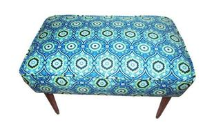 Mobiliário antigo pode ganhar nova roupagem para aparecer moderno como estrela da casa. Na foto, peça restaurada do ateliê Bem Dito Canto