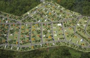 Cidades mineiras atraem grandes empreendimentos de condomínios fechados, construídos para atender demanda por qualidade de vida e segurança. Na foto, Residencial Vale do Sol, do Grupo Morada Imóveis, em Sete Lagoas