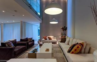 Projeto da arquiteta Isabella Magalhães em uma residencia em Ibirité com mim metros quadrados