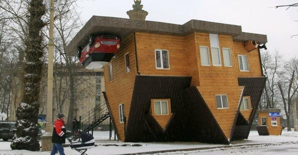 Casa Ao Contr 225 Rio Em Moscou Galeria De Fotos Lugar Certo