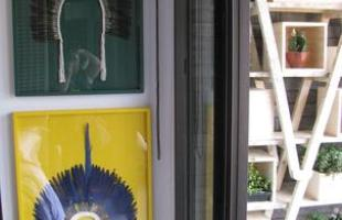 Evento chega à 20ª edição em Minas, ocupando empreendimento em Macacos, na Grande BH. Na foto, Loft do Homem Moderno, de Ana Claudia Navarro e Sylvia Navarro