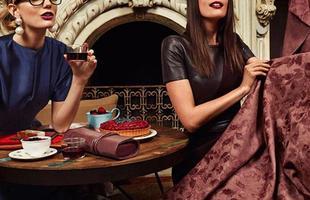 Marsala é a cor da moda em 2015
