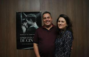 Sessão Exclusiva Lugar Certo do filme 'Cinquenta Tons de Cinza' - 09/03