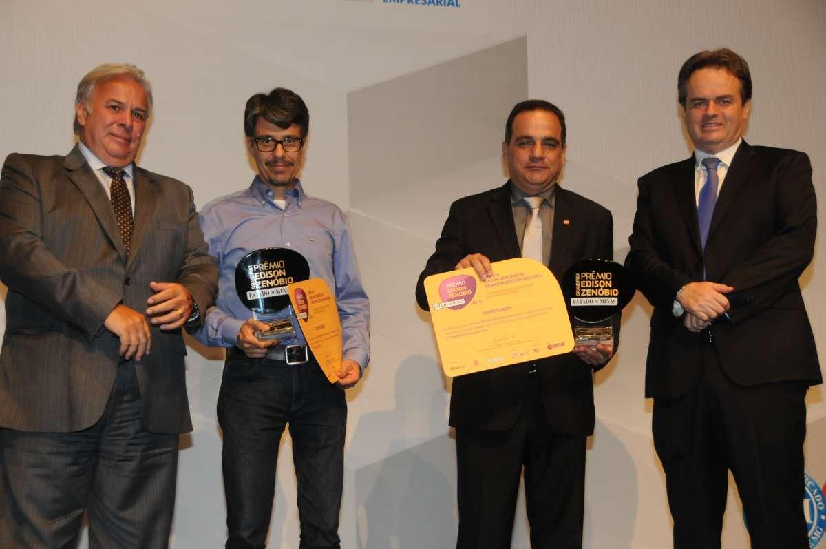Prêmio Edison Zenóbio de Comunicação Imobiliária 2015