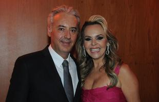 Adriano Sampaio e Myrian Dayell