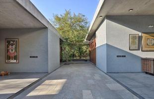 Arquitetos planejaram um local amplo, aberto e sem barreiras