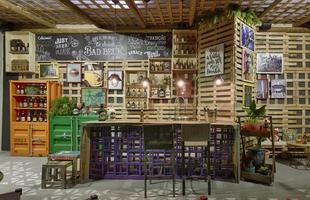Cervejaria Mais por Menos, de Gabriela Brasil, Regina Dinardi, Claudia Aragão, Letícia Meireles e Oca Criativa