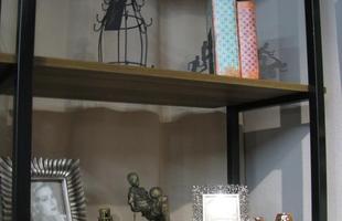 Loja Criar Molduras e Mangini Adornos, de Jessica Fantini, Simone Fantini e Fernanda Lourenço
