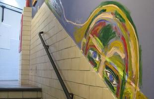 Escada Cultural, de Joanna Scharlé de Vasconcelos
