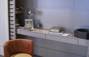 Quarto de Casal da Jornalista Luciana Avelino, de Roberto Fadel