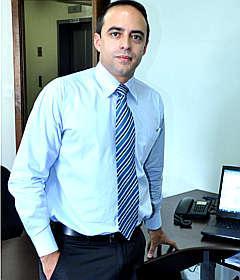 O diretor administrativo da GR, Guilherme Gonçalves, lembra que é importante ficar atento ao que dispõe a convenção do condomínio (Eduardo Almeida/RA Studio)