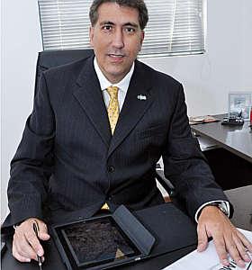 Haldane Teixeira, da Rede Morar, diz que contar com assessoria é essencial (Eduardo Almeida/RA Studio)
