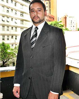 Breno Fabrino, diretor jurídico da Abcon, diz que síndico não deve extrapolar a administração dos interesses do próprio condomínio (Eduardo Almeida/RA Studio)