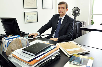 O presidente do Ibei, Paulo Viana, diz que o cálculo de rateio de despesas segue lei de 1964 (Eduardo Almeida/RA Studio)
