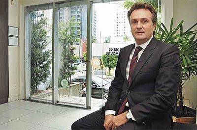 Para o empresário Carlos Frederico Castro, uma das grandes vantagens do investimento é sua valorização consistente ao longo dos anos - Eduardo Almeida/RA Studio