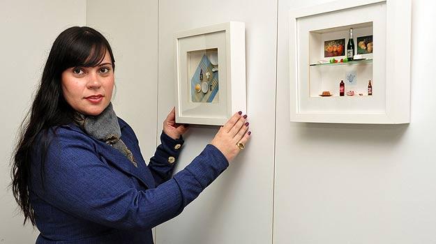 Para Daniela Lauar, não importa se forem pinturas, fotografias ou gravuras contanto que case com o jeito de ser dos moradores - Eduardo de Almeida/RA studio