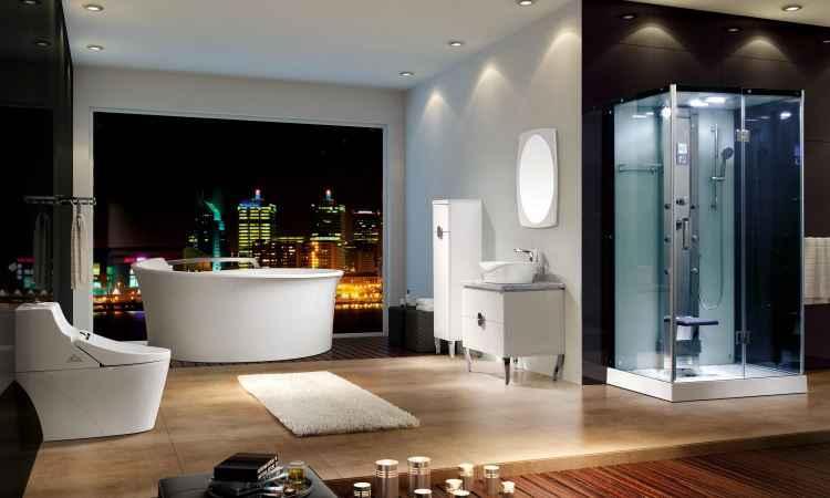 Pode parecer simples, mas instalar uma banheira em casa depende de quem a conheça