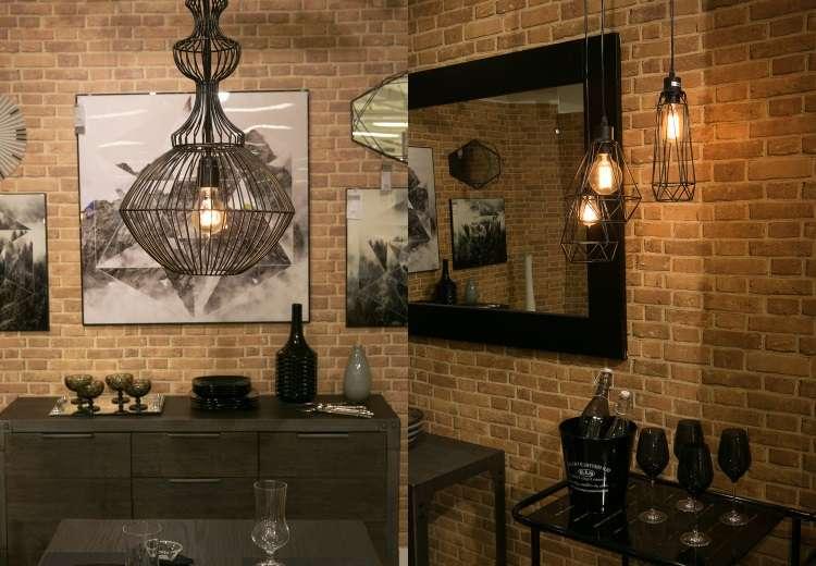 Lâmpadas decorativas proporcionam efeitos diversos na iluminação