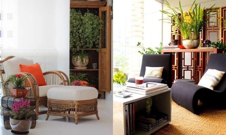 Profissionais revelam propostas de decoração para relaxar e meditar em casa