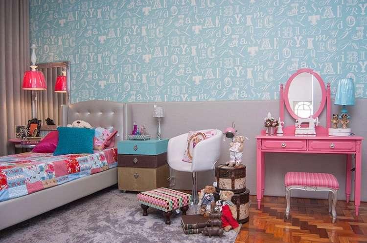 Penteadeira ganha espaço na decoração e pode ser usada em qualquer cômodo