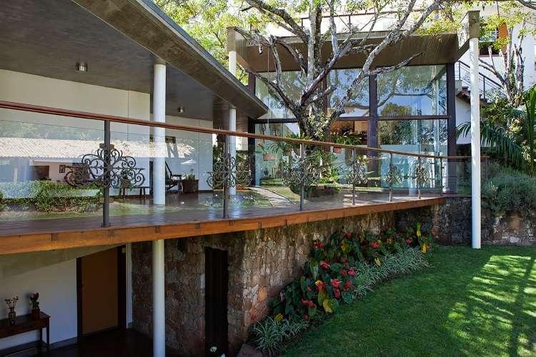 Pousada em Tiradentes sintoniza arquitetura, bem-estar e natureza