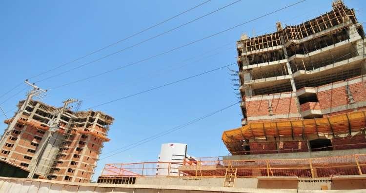Empresários da construção esperam melhora da economia do país para aquecimento do setor