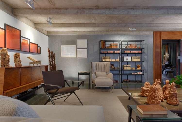 Arte popular mostra que a afetividade ganha cada vez mais espaço em projetos de interiores