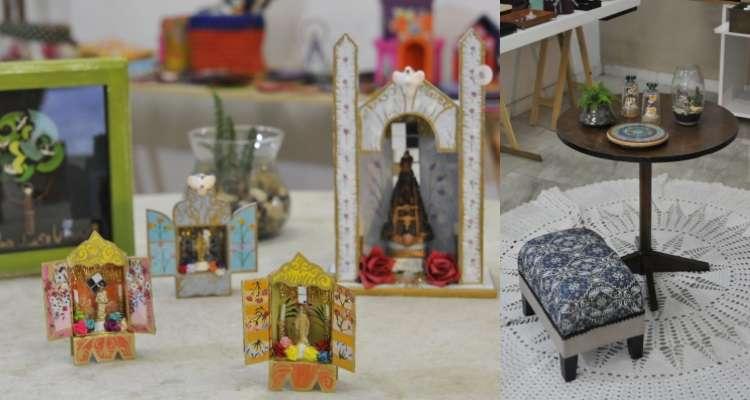 Feira de artes e artesanato em BH apresenta ao público a produção do segmento em Minas